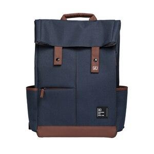 NINETYGO 90Fun College Laptop Backpack Large Capacity Waterproof Men Knapsack Unisex Fashion Computer School Bag