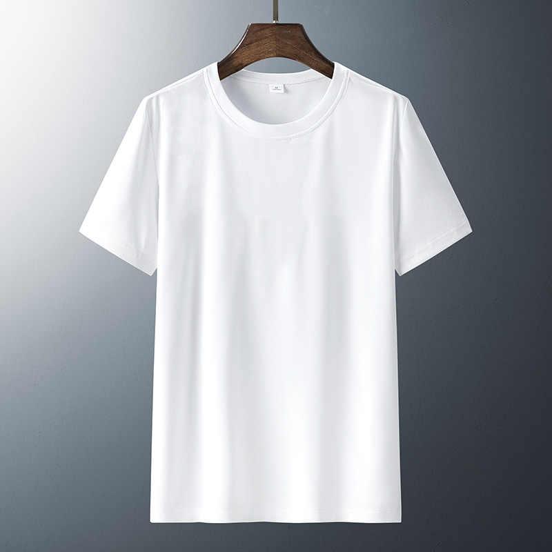 黒tシャツ男性6XL 7XL 8XLプラスサイズ白ショートtシャツ夏スポーツ稼働フィットネス通気性tシャツストリート