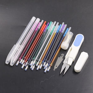 Refills Embroidery Needles Thread-Cutter Fabric-Marker Water-Erasable-Pen Sewing-Tools