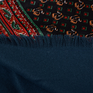 Image 4 - [BYSIFA] New Maroon Male Silk Scarf Tie Thicken Fashion Top Grade 100% Silk Men Neck Scarf Winter Long Scarves Cravats 165*24cm