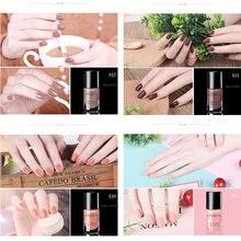 41 Цвета разрываемая акварельные краски для ногтей Быстросохнущий