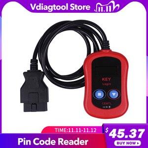 Image 1 - 2020 עבור Vag Pin קוד קורא אוטומטי מפתח מתכנת OBD2 Vag מפתח כניסה רכב אבחון כלי קוד קורא משלוח חינם