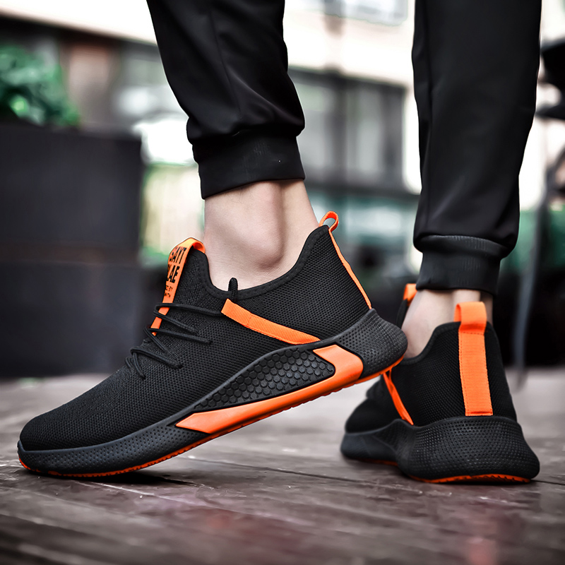 Luxury Brand 2020 New Cheap Men Harajuku Lazy Shoes Breathable Men Sneakers Zapatillas Hombre High Quality Men Casual Shoes 5