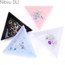 Diy-Tool Diamond-Box Rhinestone Plastic Nail-Art/mobile Small for Beauty/jewelry-Beads