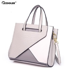 HANDMADE SKIN BAG 2019 Luxury Bags Handbags Women Famous Brands Genuine Leather Bag Ladies Large Capacity Woman Tote Bags#JY200