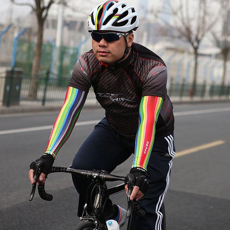 Sahoo 45911 Sun-resistant Sleeve Driving Fishing Outdoor Sports Oversleeve Bicycle Riding Equipment Cuff Arm Sleeve