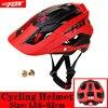 Batfox capacete de bicicleta preto fosco, capacete de ciclismo mtb mountain bike, tampa interna, capacete da bicicleta 9