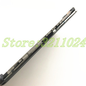 Image 5 - Full Housing Middle Front Frame Bezel Housing For Sony Xperia XA Ultra C6 F3215 F3216 F3212+ Side Rail Stripe with Side Buttons