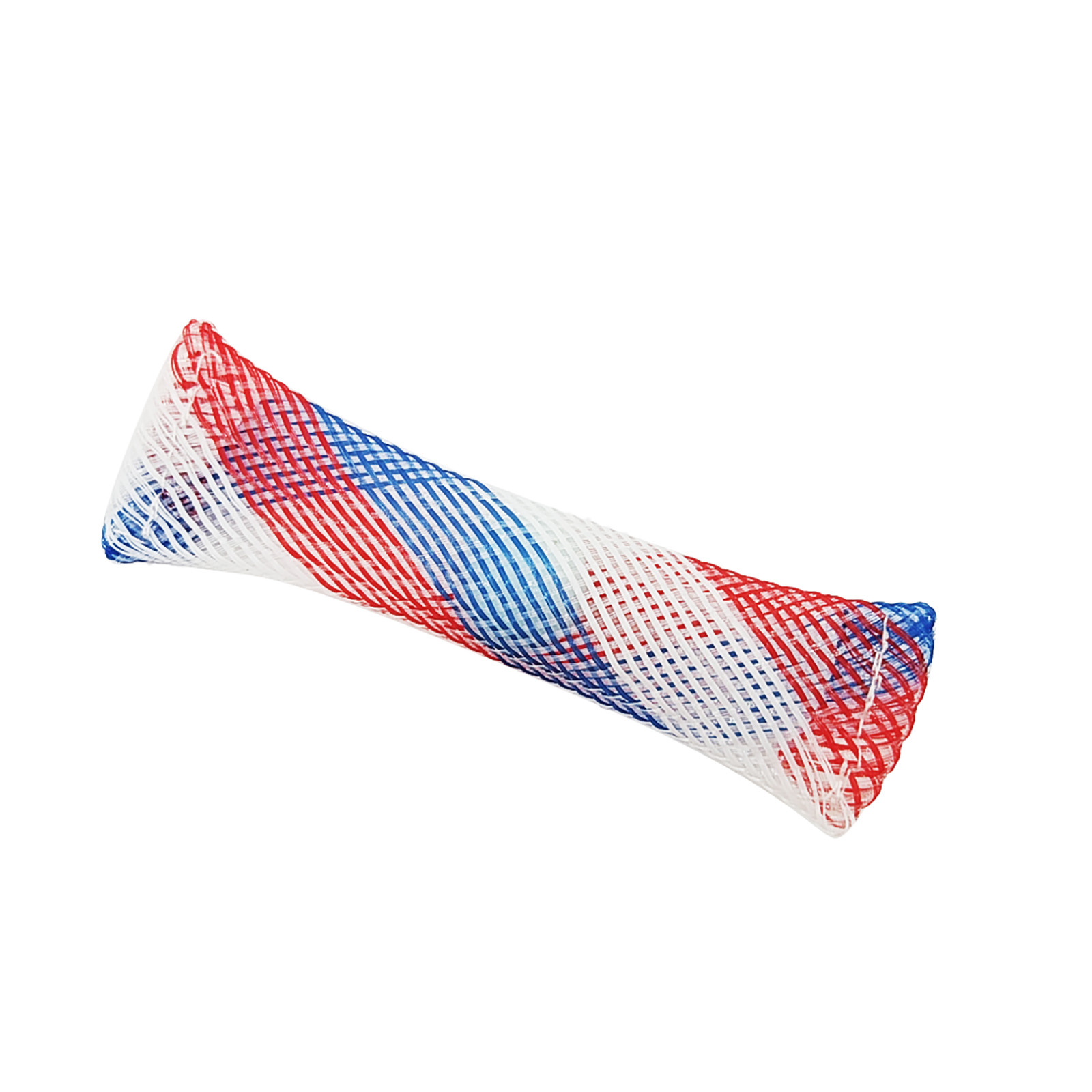 Fidgets Toy Net-Tube Glass-Ball Marble Mesh Decompression Hand-Sensory Anti-Stress Relief img2