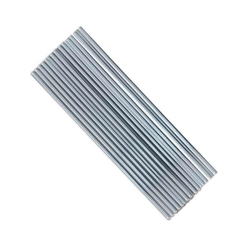 33CM 1.6/2.0/3.0MM 알루미늄 용접 브레이징로드 저온 알루미늄 솔더로드 용접 와이어 10/20/30/50PCs