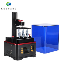цена на KP6 LCD SLA 3D Printer UV Printer LCD 3D Printer Off-Line Print Impresora 3d Drucker Impressora  UV Resin 3D Printer