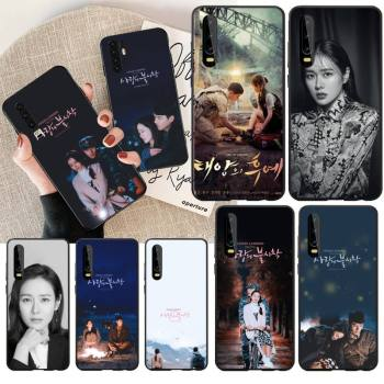 CUTEWANAN Son Ye Jin Hyun Bin DIY Printing Phone Case cover Shell for Huawei P30 P20 lite Mate 20 Pro lite P Smart 2019 prime image