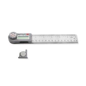 Image 5 - 200 Mm 7 Kỹ Thuật Số Gonionmeter Thép Không Gỉ Góc Thước Tìm Kỹ Thuật Số Protractor Inclinometer Thước Đo Góc Dụng Cụ Đo