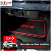 For Mazda CX-5 CX5 CX 5 2013-2018 18pcs Rubber Mat Door Mat Anti-slip Cup Pad Interior Decoration Accessory Gate Slot Pad review