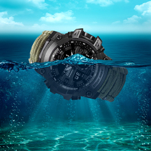 Army Men Sports Watches Dual Display Analog Digital LED Compass Electronic Quartz Wristwatch Waterproof Swimming Military Watch все цены