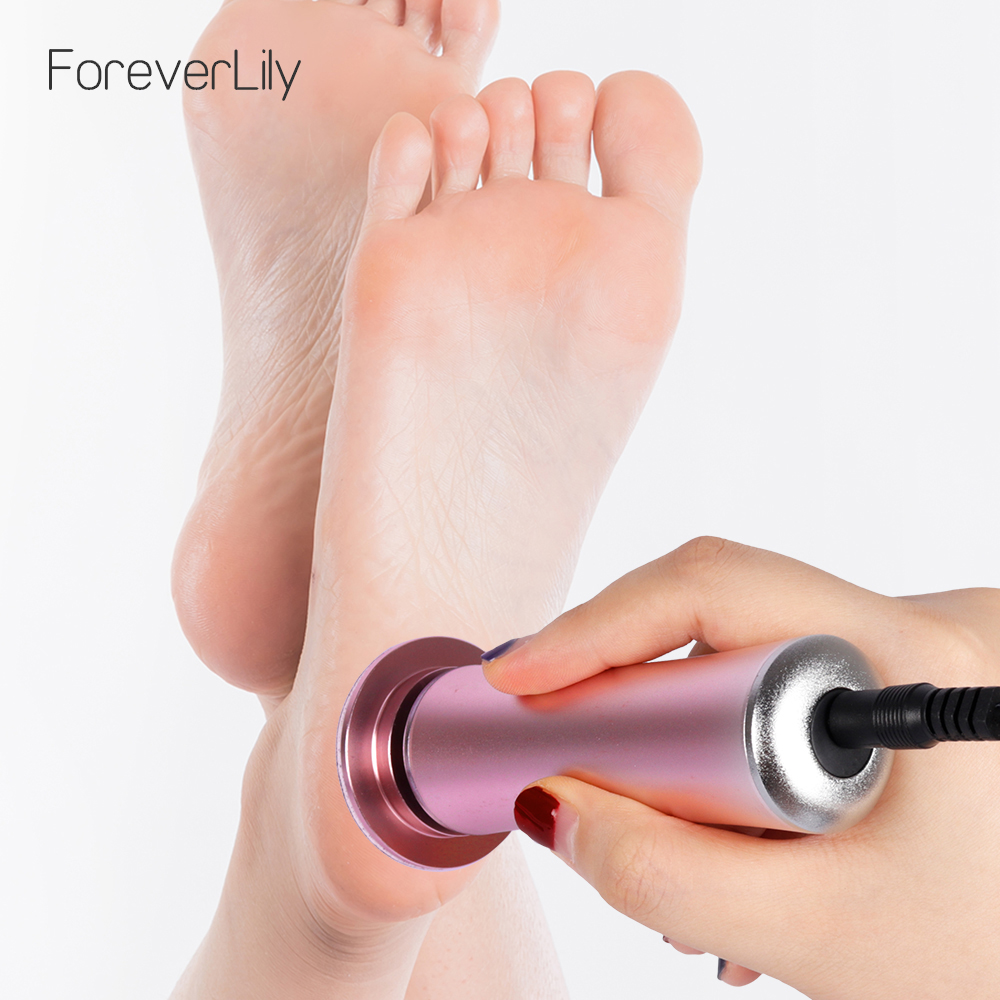 Multifunctional Electric Foot Grinder Foot Grinding Machine Exfoliating Dead Skin Callus Remover Foot Care Pedicure Device