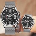 Модные часы WEIDE мужские топ брендовые Роскошные Кварцевые водонепроницаемые мужские часы спортивные наручные часы с хронографом мужские ч...
