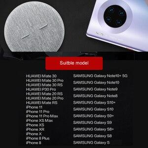 Image 5 - Huawei社ワイヤレス充電器27ワット15ワット急速充電huawei社superchargefor huawei社メイト30 proのiphone × 三星S10