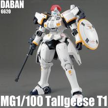 DABAN 6620 MG1/100 talloese T1 Gundam assemblé figurine modèle jouets