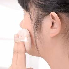Пудра для тела спонж для нанесения макияжа Косметика супер мягкий очищающий 3 размера