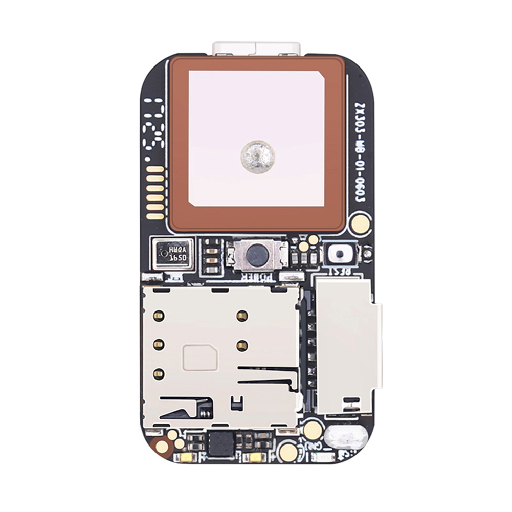 <font><b>ZX303</b></font> Smallest <font><b>GPS</b></font> Tracker Board Vehicle With Microphone SOS Button Alarm SIM Card Chip PCB Micro Professional Pet GSM GPRS image