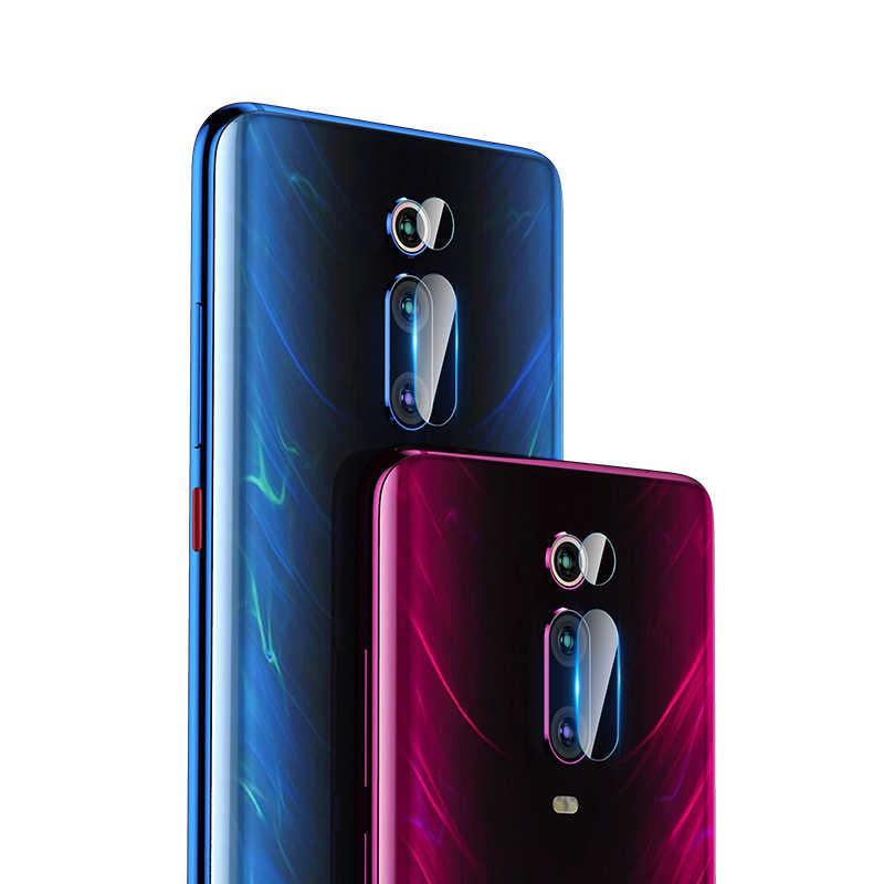 Vidrio de película de lente de cámara 2 en 1 mi 9 T para vidrio templado de Xiaomi mi 9 T para Xiaomi mi 9 9SE 9 T Pro lente cristal protector de mi 9 T mi 9SE