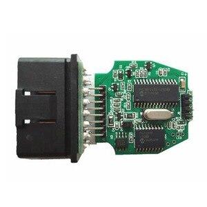 Image 5 - Mais novo para o dispositivo focom obd interface usb para vcm obd cabo de diagnóstico obd2 obdii scanner diagnóstico do carro