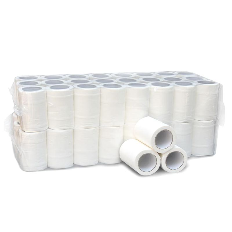 21 Pcs Soft Home Bath Toilet Roll Paper 3 Layers Kitchen Workshop Tissue X7YB