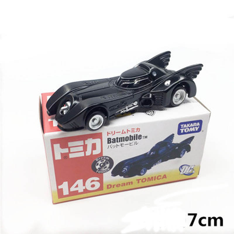 Tomy Pokemon Pickup Batmobile Car Toy  Toy Truck Static Vehicle Model Gift Creative Play