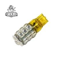 T20 12 v 4.5 W 18 led yellowLight automobile brake lights t20 18