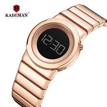 Светодиодные цифровые женские часы новые модные наручные топовый