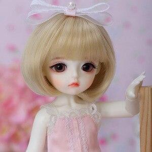 Image 5 - New arrival LCC Anna BJD SD Doll 1/6 Body Model Boys Girls Oueneifs High Quality Resin Toys Free Eye Balls Fashion Shop
