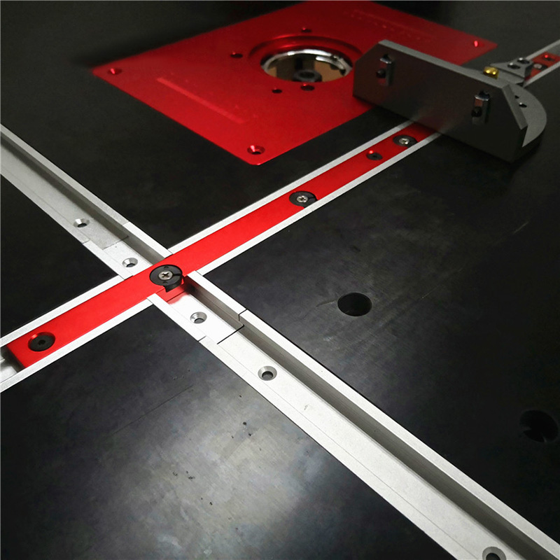 200mm Cross T-track Connector Set 30 Type T-slot Miter Track Jig Fixture Slot Connector JAN88