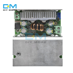 Image 5 - 200 ワット 15A 8 60v調整可能なDC DC降圧コンバータモジュール 12v 24v 48vに 5v電圧レギュレータ電源トランス