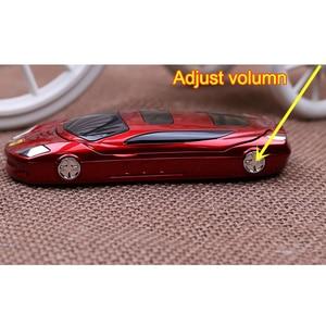 Image 4 - Newmind F15 Car Model Flashlight Dual Sim Cards Mp3 Mp4 FM Radio Recorder Flip Cellphone Car Model Mini Cell Mobile Phone P431