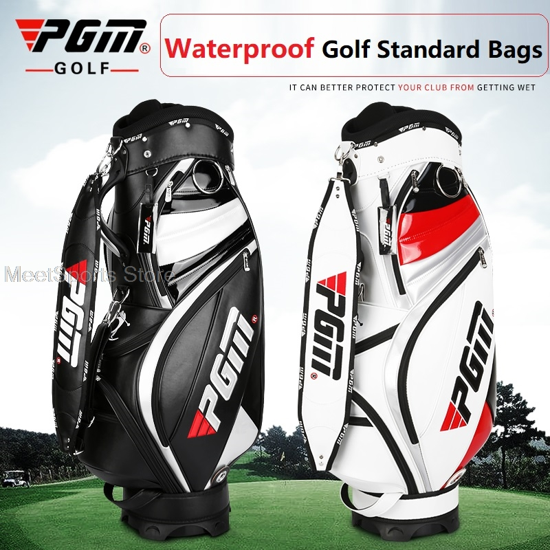 Pgm Golf Sports Package Standard Travel Golf Bags Waterproof Professional Ball Staff Bag With Cover Large Capacity Travel Pack