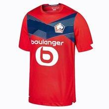 Мужская рубашка 20 21 LOSC Lillees 2020 2021 Camisa OSIMHEN, рубашки для детей