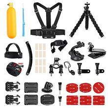 Action Camera Accessories For Gopro Hero 9 8 7 6 5 4 Session camera Kit Accessories Set Kit