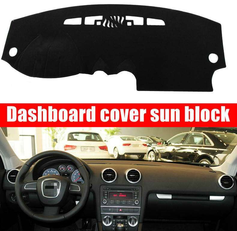 For <font><b>AUDI</b></font> <font><b>A3</b></font> 2004 2005 <font><b>2006</b></font> 2007-2013 Right and Left Hand Drive Car Dashboard Covers Mat Shade Cushion Pad Carpets <font><b>Accessories</b></font> image