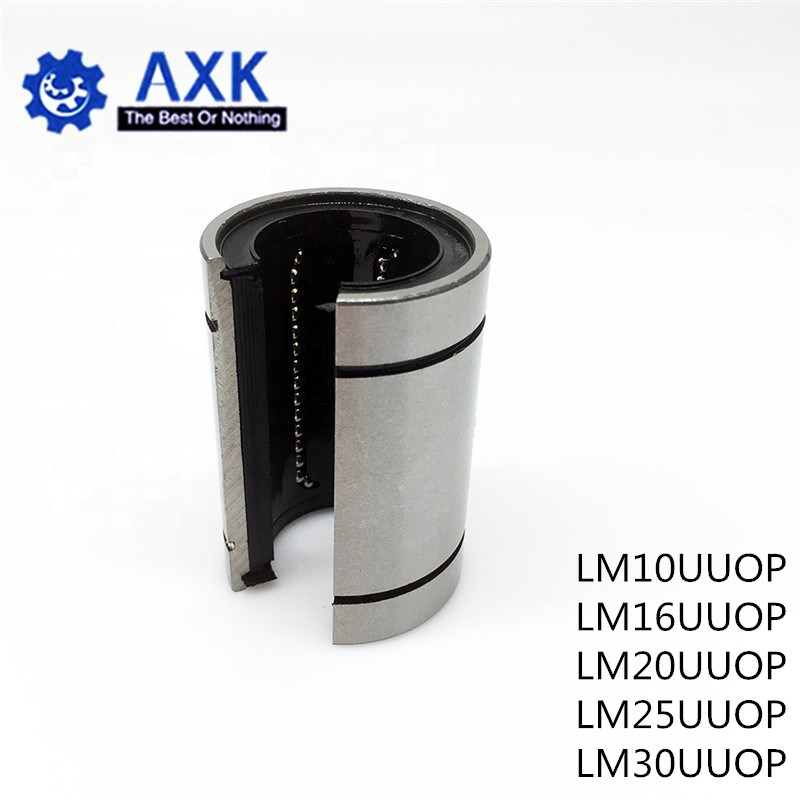 4pcs LM30UUOP linear bushing linear bearing open type CNC part