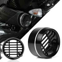 Für BMW R Neun T R9T Scrambler Reine 2014 2015 2016 2017 Air Intake Maulbreite Motorrad Hohe Flow Intake Filter mesh Abdeckung Schutz