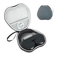 حقيبة تخزين Airpods Max ، حقيبة تخزين محمولة EVA ، غطاء واقي لسماعة الرأس