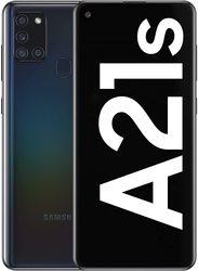 Samsung Galaxy A21S A217FZ 64 Гб Dual Sim черный