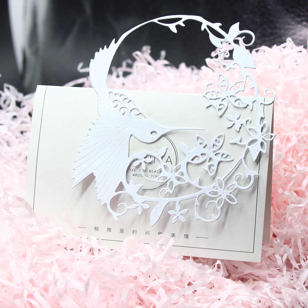Angle Border Metal Cutting Dies Stencil Handmade Crafts Card Making Album DIY