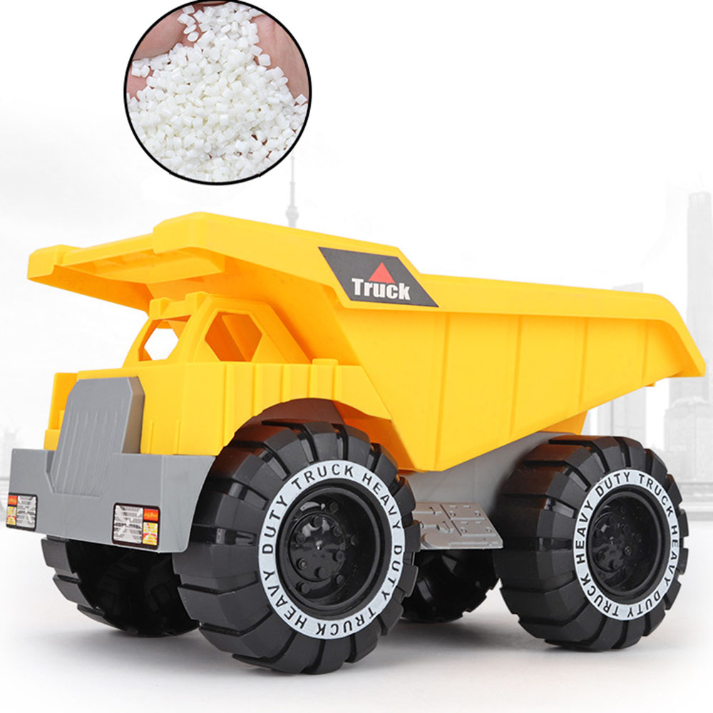 Kid Simulation Tractor Toy Excavator Model Tractor Engineering Car Toy Dump Truck Model Mini Gift For Boy