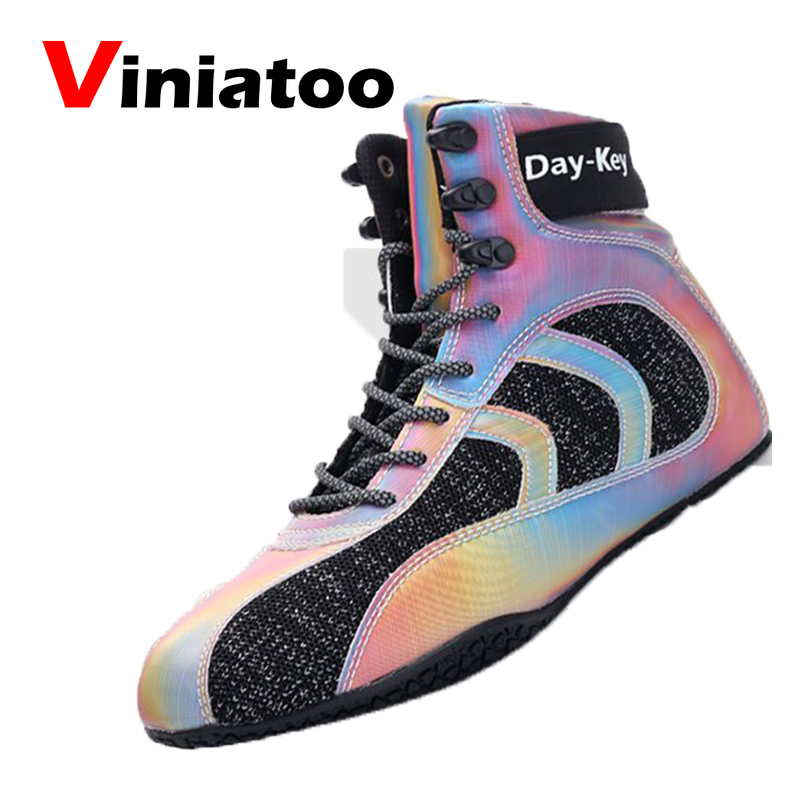 Martial Art Training Shoes Day Key Breathable Wrestling Shoes for Men Shoes  Athletic