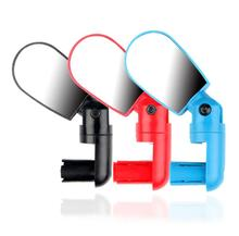 360 Degree Rotate Adjustable Bicycle Rearview Mirror MTB Road Bike Back Safety Handlebar For Cycling