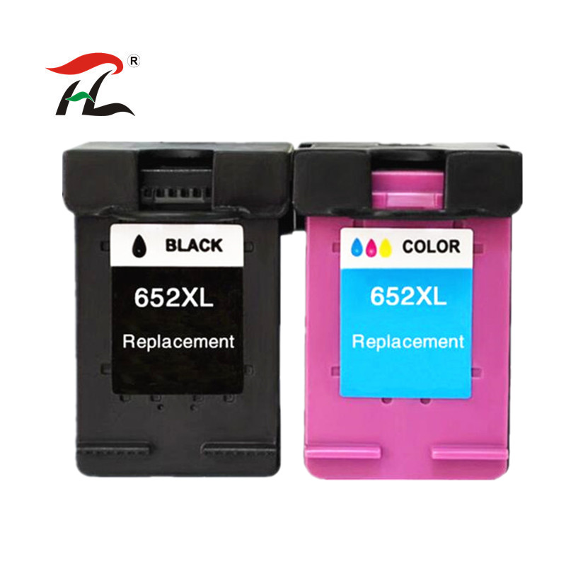 652XL ink cartridge replacement for hp652 for HP 652 XL for HP Deskjet 1115 1118 2135 2136 2138 3635 3636 3835 4535|Ink Cartridges|   - AliExpress