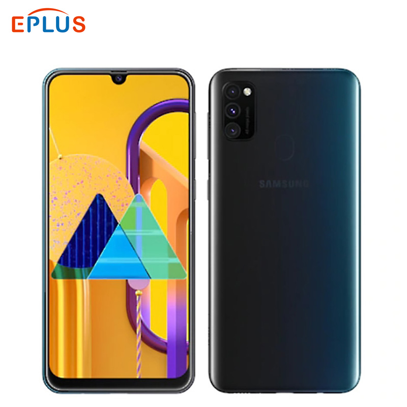 "Brand New 6.4"" Samsung Galaxy M30S 6000mAh Mobile Phone 6GB RAM 128GB ROM 48MP Triple Camera Exynos 9611 Octa Core 4G SmartPhone(China)"