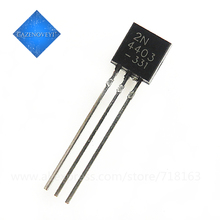 100pcs/lot 2N4403 4403 TO-92 In Stock
